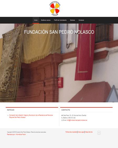 Nuestros Clientes - Fundación San Pedro Nolasco