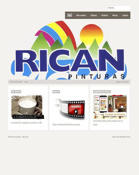 Nuestros Clientes - Rican