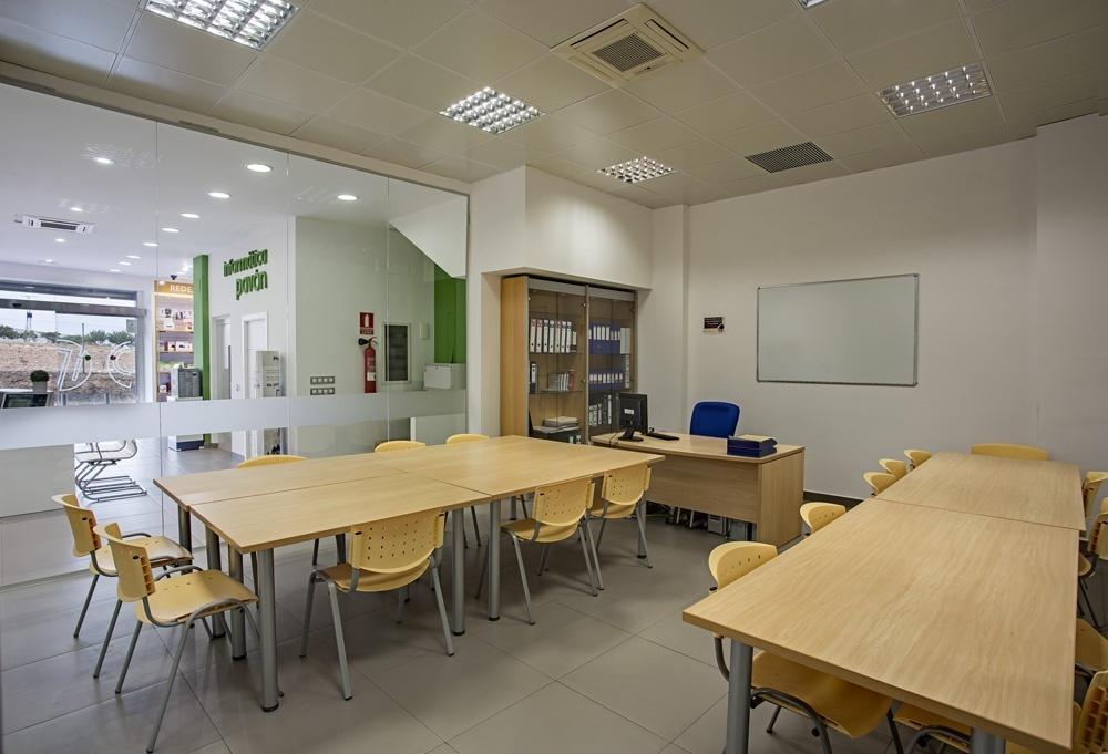 Sala de Formación Teórica II