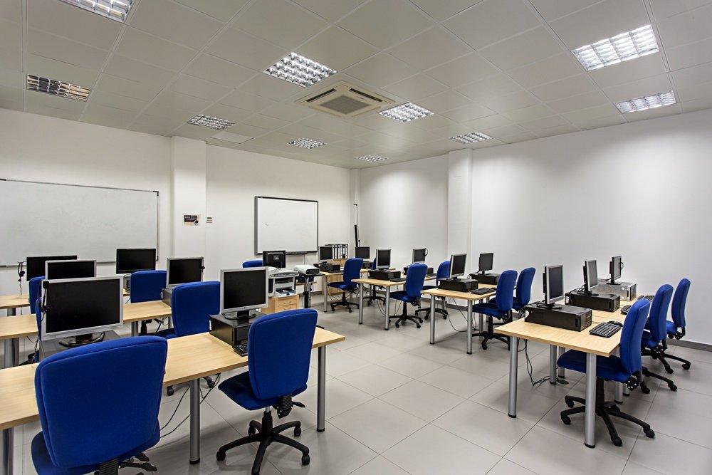 Sala de Formación Teórica