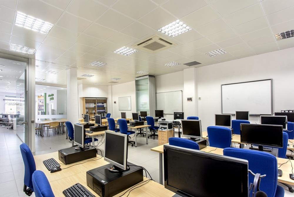 Sala de Formación Técnica